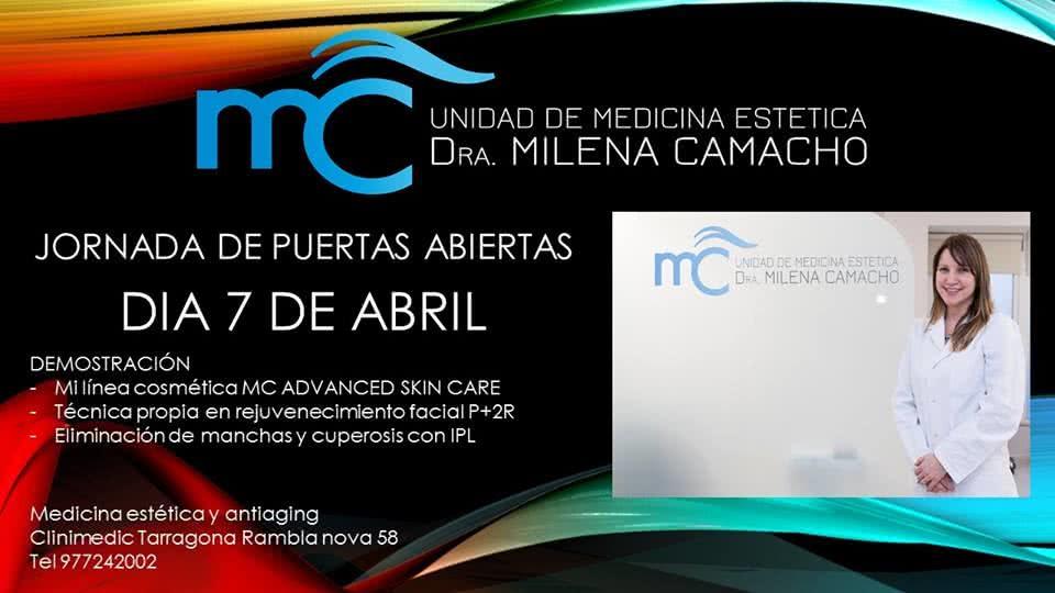 La Dra. Milena Camacho se une al equipo médico de CliniMèdic