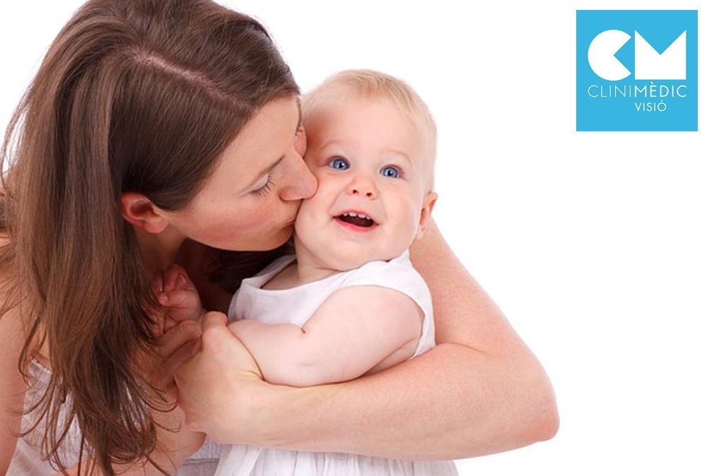 La revisión visual infantil durante los primeros años de vida